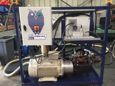 Solutions Hydraulique sur mesure