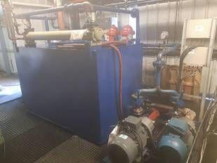 Dépollution huile lubrification turbine