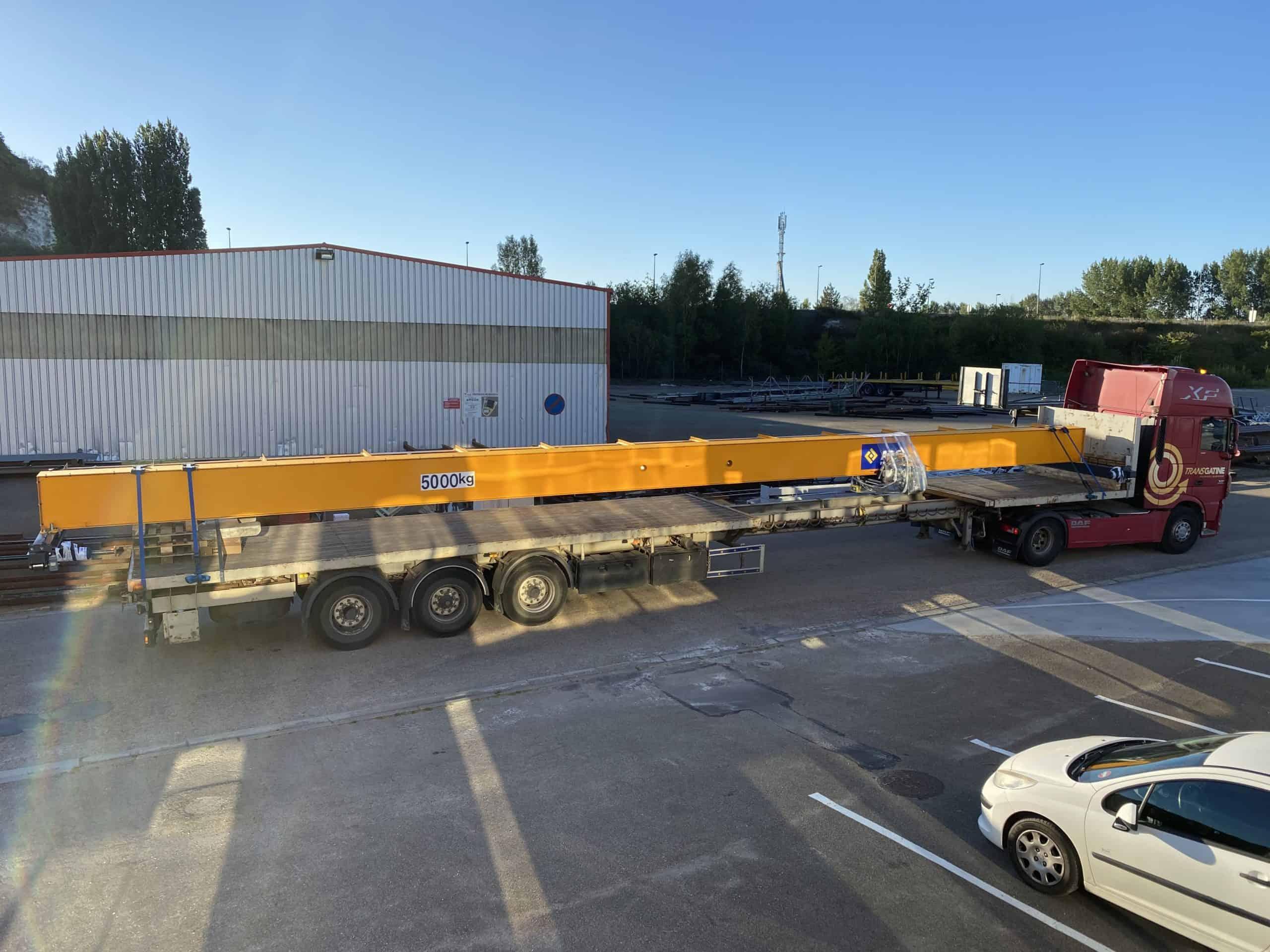 Maintenance Hydraulique : notre nouvel atelier stationnaire avance !