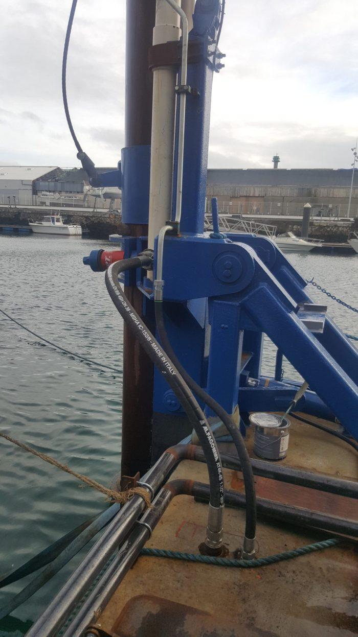 Port de plaisance Maintenance hydraulique