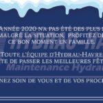 Toute l'équipe d'Hydrau-Havre vous souhaite de bonnes fêtes  🎄