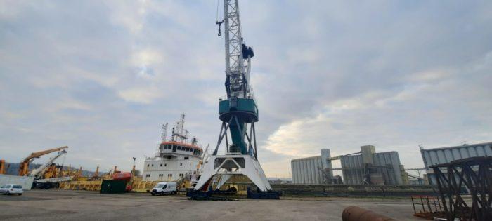 MAINTENANCE hydraulique navire 1